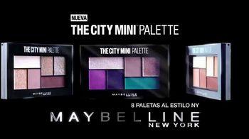 Maybelline The City Mini Palette TV Spot, 'Estado de ánimo' [Spanish] - Thumbnail 7