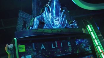 Dave and Buster's TV Spot, 'Alien: Covenant Special Edition Arcade Game'
