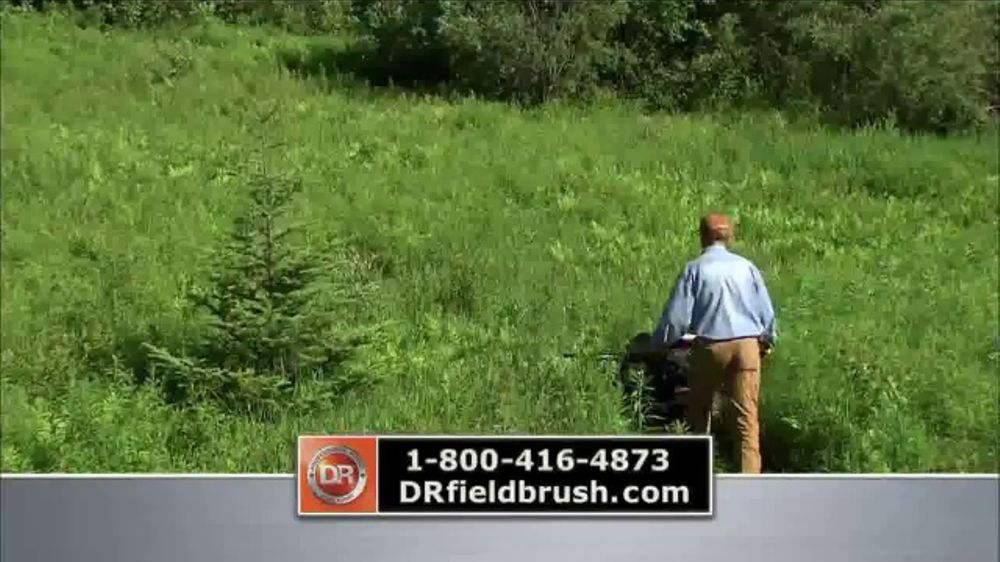 DR Field and Brush Mowers TV Commercial, 'Better Than Ever'