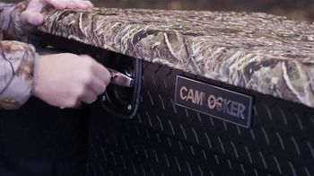 Cam-Locker Aluminum Toolboxes TV Spot, 'Toughest' - Thumbnail 6