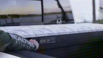 Cam-Locker Aluminum Toolboxes TV Spot, 'Toughest' - Thumbnail 8