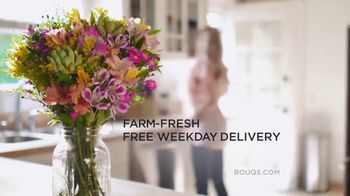 The Bouqs Company TV Spot, 'Farm to Table'