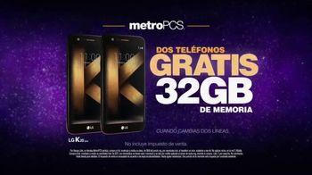 MetroPCS 4G LTE Network TV Spot, 'Vídeo' [Spanish] - Thumbnail 7