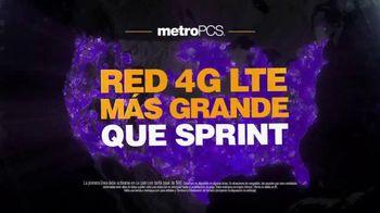 MetroPCS 4G LTE Network TV Spot, 'Vídeo' [Spanish] - Thumbnail 5