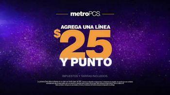 MetroPCS 4G LTE Network TV Spot, 'Vídeo' [Spanish] - Thumbnail 6