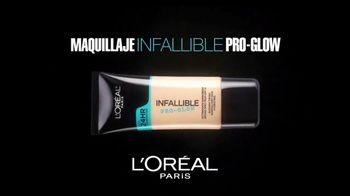 L'Oreal Paris Infallible Pro Glow TV Spot, 'Iluminoso' [Spanish] - Thumbnail 1