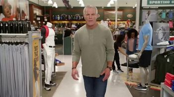 Dick's Sporting Goods TV Spot, 'Copper Fit Compression' Feat. Brett Favre - Thumbnail 1