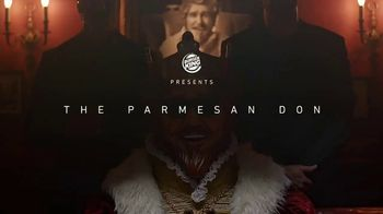 Burger King Chicken Parmesan TV Spot, 'The Parmesan Don' - 1398 commercial airings