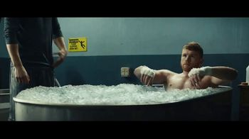 Tecate TV Spot, 'Bold: Ice Bath' Feat. Sylvester Stallone, Canelo Álvarez
