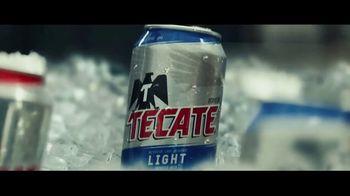 Tecate TV Spot, 'Bold: Ice Bath' Feat. Sylvester Stallone, Canelo Álvarez - Thumbnail 8