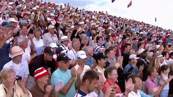 Rolex TV Spot, 'Thomas Pieters and the Open' Featuring Tom Watson - 36 commercial airings