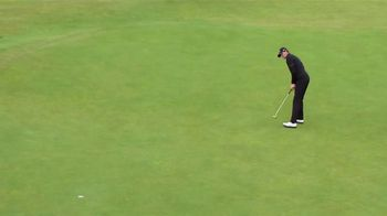 Rolex TV Spot, 'Thomas Pieters and the Open' Featuring Tom Watson - Thumbnail 6