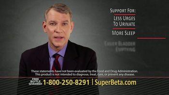 Super Beta Prostate TV Spot, 'Regain Control'