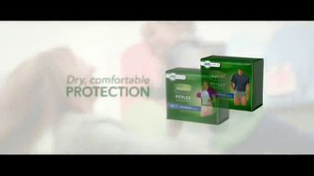 Depend FIT-FLEX TV Spot, 'Stay Active With Grandchildren' - Thumbnail 10