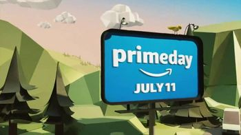 Amazon Prime Day TV Spot, 'July 11th: Tech & Fashion' Song by Bill Withers - Thumbnail 1