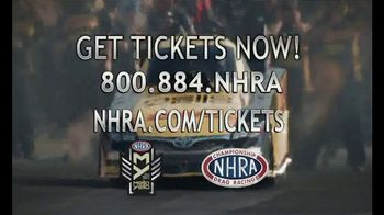 NHRA TV Spot, '2017 Mello Yello Drag Racing Series: The Western Swing' - Thumbnail 9