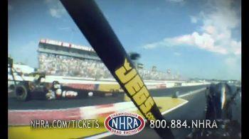 NHRA TV Spot, '2017 Mello Yello Drag Racing Series: The Western Swing' - Thumbnail 3