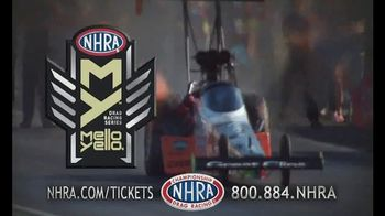 NHRA TV Spot, '2017 Mello Yello Drag Racing Series: The Western Swing' - Thumbnail 5