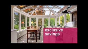 Four Seasons Sunrooms & Windows TV Spot, 'It's Time' - Thumbnail 1