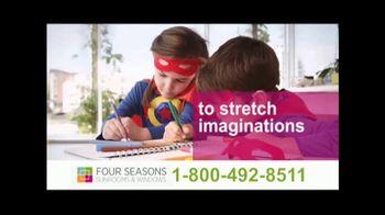 Four Seasons Sunrooms & Windows TV Spot, 'It's Time' - Thumbnail 2