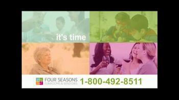 Four Seasons Sunrooms & Windows TV Spot, 'It's Time' - Thumbnail 3