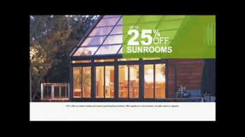 Four Seasons Sunrooms & Windows TV Spot, 'It's Time'