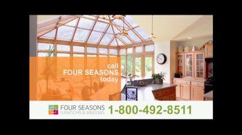 Four Seasons Sunrooms & Windows TV Spot, 'It's Time' - Thumbnail 5