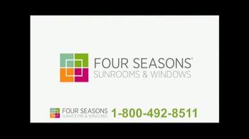 Four Seasons Sunrooms & Windows TV Spot, 'It's Time' - Thumbnail 6