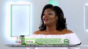 Vitalize Natural Hair Growth Treatment TV Spot, 'Replenish' Ft. AJ Johnson - Thumbnail 5