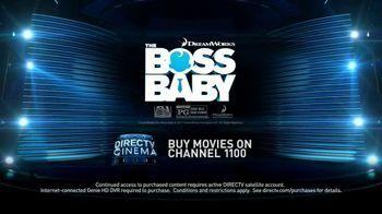 DIRECTV Cinema TV Spot, 'Boss Baby' - Thumbnail 9