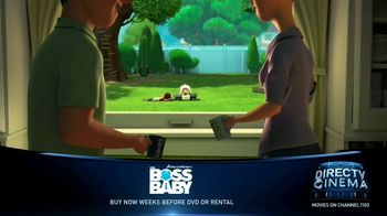 DIRECTV Cinema TV Spot, 'Boss Baby' - Thumbnail 3