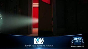 DIRECTV Cinema TV Spot, 'Boss Baby' - Thumbnail 4