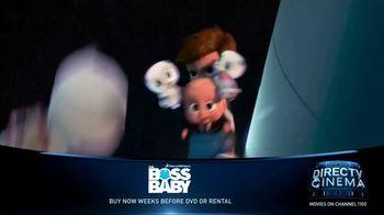 DIRECTV Cinema TV Spot, 'Boss Baby' - Thumbnail 7