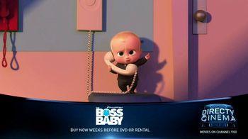DIRECTV Cinema TV Spot, 'Boss Baby' - Thumbnail 8