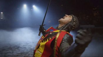 Medieval Times TV Spot, 'Kids Are Free'