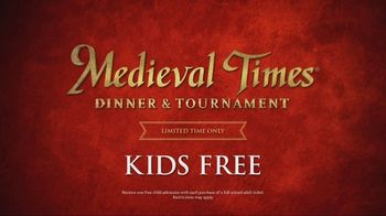 Medieval Times TV Spot, 'Kids Are Free' - Thumbnail 7