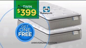 Rooms to Go Storewide Mattress Sale TV Spot, 'Twin Sets'