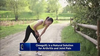 Omega XL TV Spot, 'Living With Pain' Featuring Larry King - Thumbnail 4