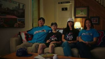 MLB Shop TV Spot, 'All-Star Gear: National vs. American' - Thumbnail 4