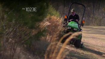 John Deere E Series Tractors TV Spot, 'Genuine Value' - Thumbnail 2