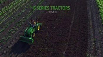 John Deere E Series Tractors TV Spot, 'Genuine Value' - Thumbnail 7