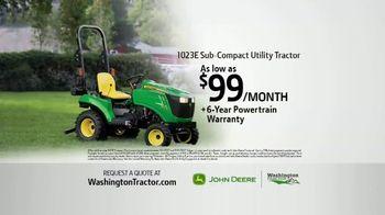 John Deere E Series Tractors TV Spot, 'Genuine Value' - Thumbnail 8