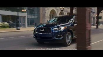 Infiniti QX60 TV Spot, 'On the Run' [T1] - Thumbnail 7