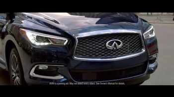 Infiniti QX60 TV Spot, 'On the Run' [T1] - Thumbnail 5
