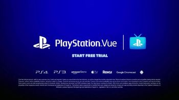PlayStation Vue TV Spot, 'What If: Comedies, Dramas and Sports' - Thumbnail 8
