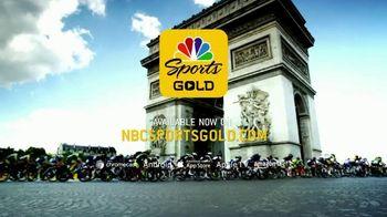 NBC Sports Gold Cycling Pass TV Spot, 'Own Your Sport' - Thumbnail 8