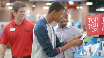 Office Depot OfficeMax TV Spot, 'Taking Care of Back to School: HP Ink' - Thumbnail 1