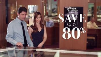 Jewelry Exchange TV Spot, 'Save up to 80 Percent' - Thumbnail 1