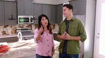 HGTV $25 Grand in Your Hand Sweepstakes TV Spot, 'How Would You Spend It?'