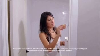 HGTV $25 Grand in Your Hand Sweepstakes TV Spot, 'How Would You Spend It?' - Thumbnail 4